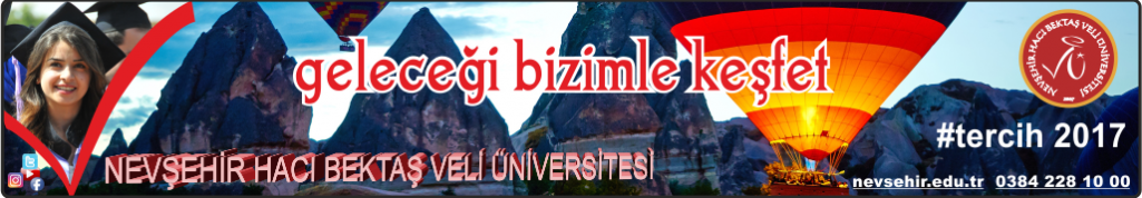 "NEVÜ Üniversite Adayı Gençleri Çağırıyor ""Geleceğini Bizimle Keşfet!"""