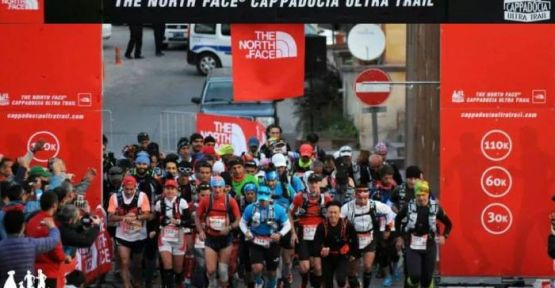 "The North Face Kapadokya Ultra Trail, ""Future Event"" unvanını aldı"