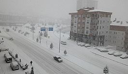 Meteoroloji'den Nevşehir'e...